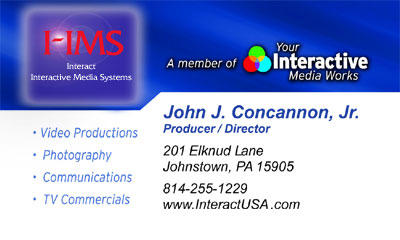 John J Concannon, Jr, Photographer, Videographer, Producer and Director at TheGraphicWorksUSA.com and Member of YourInteractiveMediaWorks.com